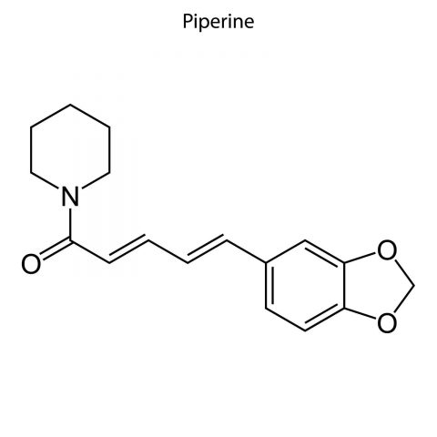 Piperin: Scharf und gesund