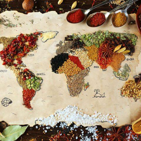 Pfeffer Anbaugebiete weltweit: Hingehen, wo der Pfeffer wächst