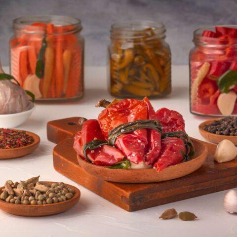 Pfeffer fermentieren: die Spezialität als DIY