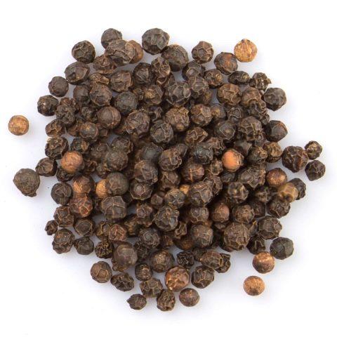 Schwarzer Pfeffer: Eine der beliebtesten Pfeffersorten
